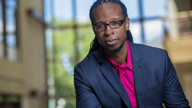 "American Univesity professor Ibram X. Kendi is the author of ""Antiracist Baby,"" a book about racism for young children."