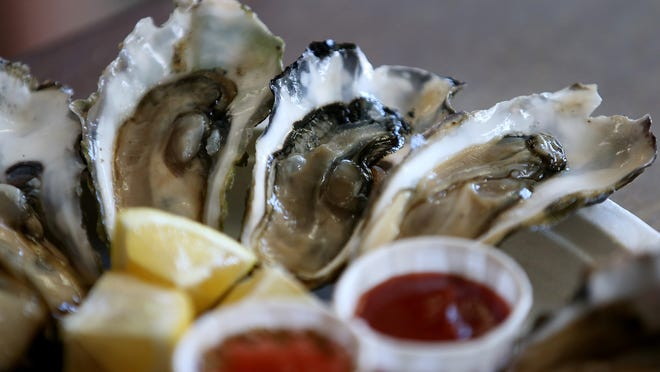 Raw oysters can contain levels of the virus vibrio.