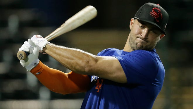 Tim Tebow takes the next step in his baseball career starting Tuesday in the Arizona Fall League