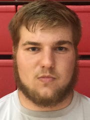 Rossview offensive lineman Connor Huff