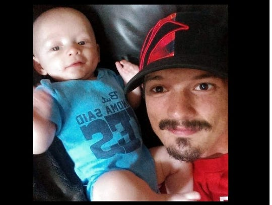 Chad Merrill's son, Layton, was born in February. From all accounts, Layton's birth dramatically changed Chad's life for the better, and he loved being a father. Chad was killed July 21, 2018, in Hellam Township. A former high school classmate has been charged with homicide.