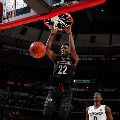 17. Bucks: (44-38): C Mitchell Robinson, 7-1, 225,