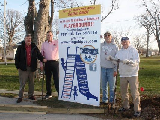 Playground Fundraiser