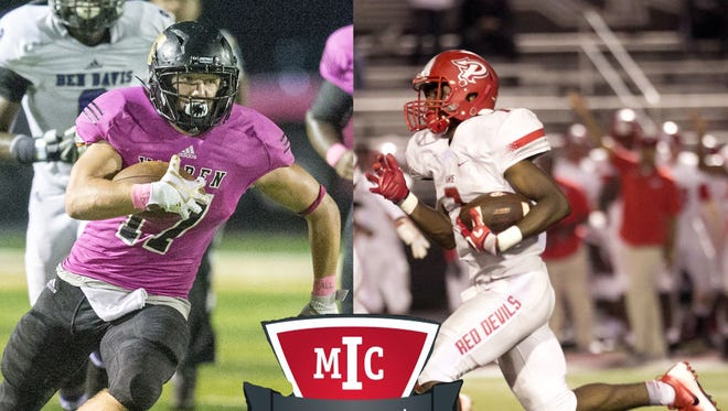 The MIC Game of the Week features Warren Central vs. Pike.