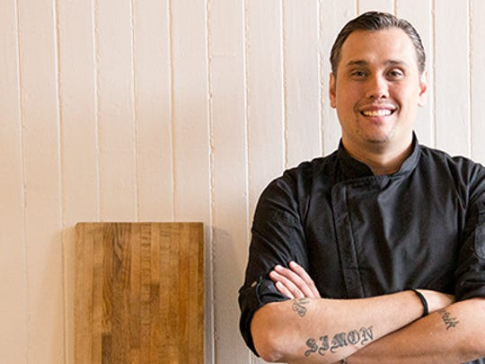 Christian Kruse is the new owner/chef at Vergennes