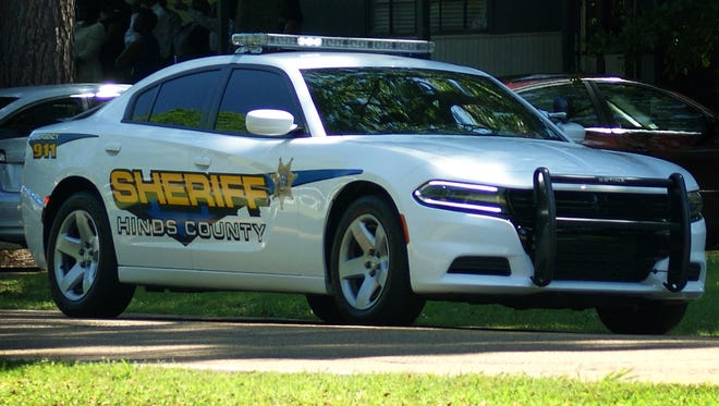 A Hinds County Sheriff's Dept. vehicle is shown in this file photo.