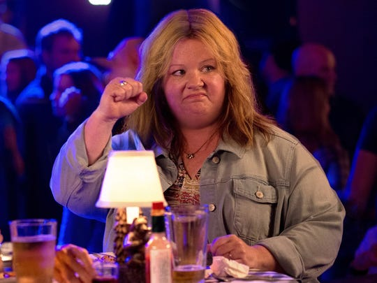 """This image released by Warner Bros. Pictures shows Melissa McCarthy in a scene from """"Tammy."""""""