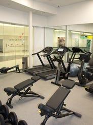 ROAM Fitness has cardio equipment and free weights