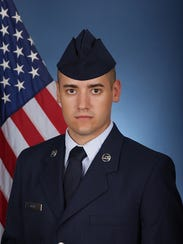 U.S. Air Force Airman Michael J. White Jr.
