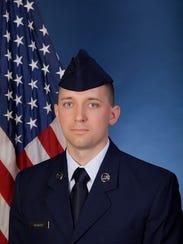 U.S. Air Force Reserve Airman 1st Class Ryan S. Hendrix