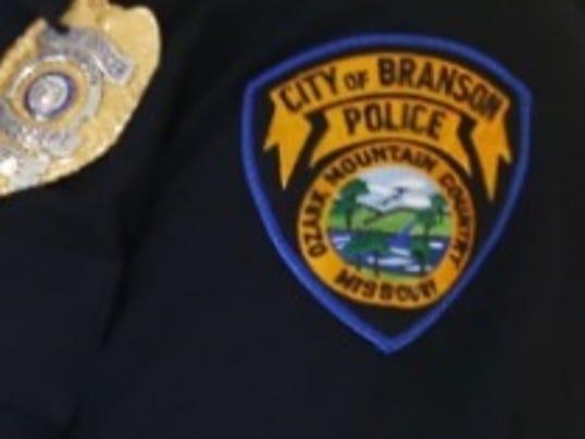 Branson Police file