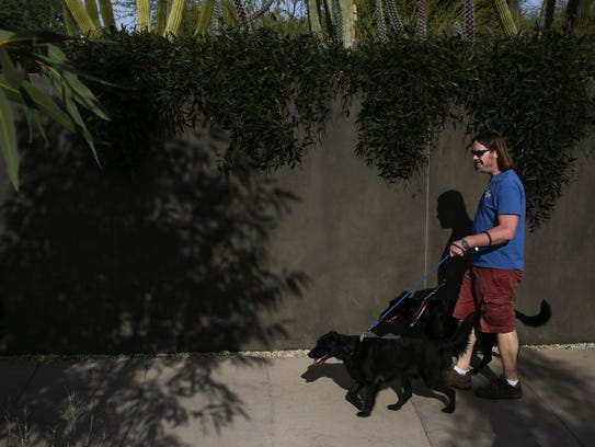 Bring the whole family (even the dog!) for a walk on garden trails on Saturday, Nov. 18, at Desert Botanical Garden, 1201 N. Galvin Parkway, Phoenix. 480-941-1225, dbg.org/events/dogs-day-garden.
