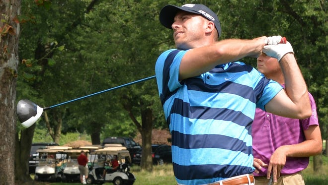 Jeff Castle captured  the W.B. Sullivan Invitational Fourball title last year with Jimmy Grem, but since Grem has recently turned pro, Castle will take aim at this year's title with a new partner, John Orr.