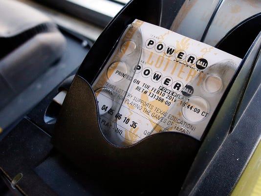 US Powerball Jackpot