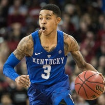 Video | Kentucky players following win at South Carolina