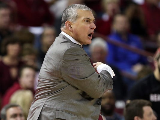 NCAA Basketball: Florida at South Carolina