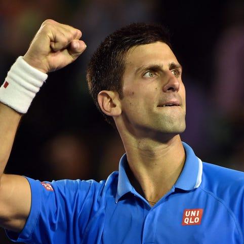 Day 14 at the Australian Open: Men's final