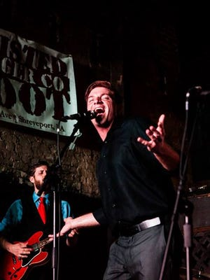 Soul Track Mind perform at the 2014 Louisiana Music Prize.