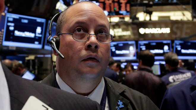 Stocks haven't reacted well to rising interest rate scares this year.