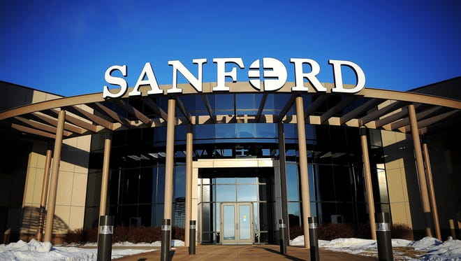 Sanford Health Corporate Headquarters in Sioux Falls, S.D.