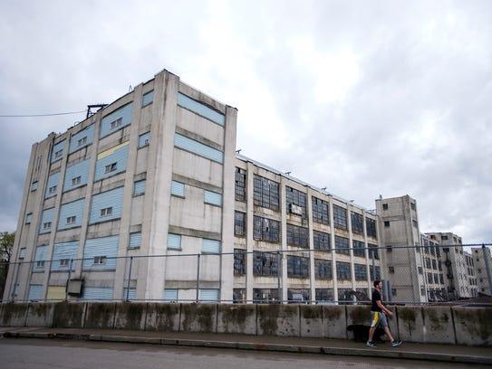 The former Endicott Johnson Victory factory  59 Lester