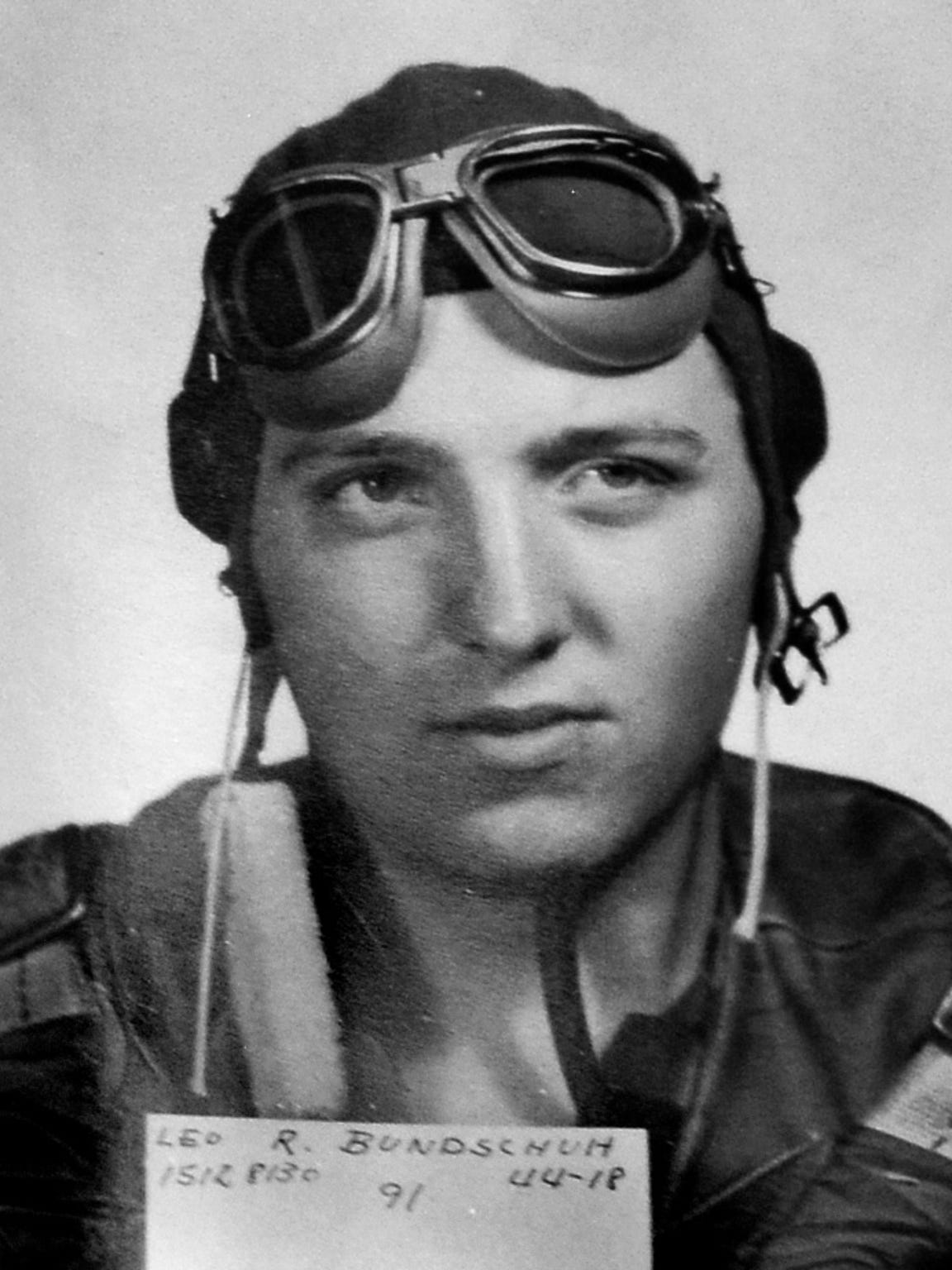 During WWII, Leo Bundschuh served in 37 bombing missions