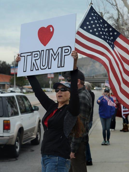 Trump rally 1