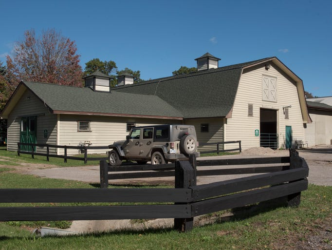 Berwyck Saddle Club is for sale.
