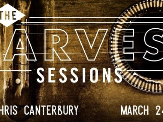 The Harvest Sessions will take place Saturday night