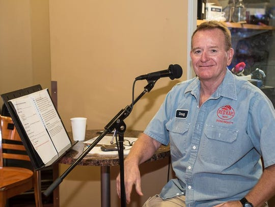 """Doug  Lauderdale, who was known as the host of Saturday's WDVX """"Blue Plate Special"""" and the station's """"Rumble"""" program, died July 27."""
