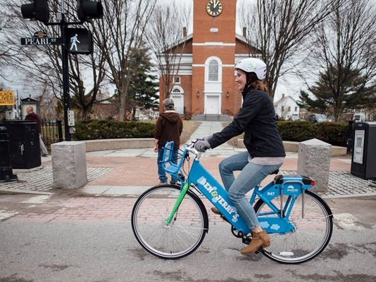 UVM Medical Center - Greenride Bikeshare