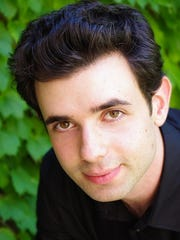 Benjamin Firer takes the Peninsula Music Festival podium Aug. 6 for its Emerging Conductor program.