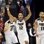 Doyel: Even with brief jolt of terror, Purdue looks terrifying