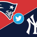 Most obnoxious 280-character tweet: Yankees or Patriots?