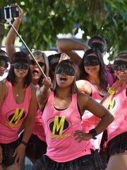 RTO Team Las Mamacitas take a selfie at 12th Annual