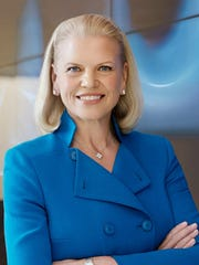 IBM's Chairman, President and CEO Ginni Rometty