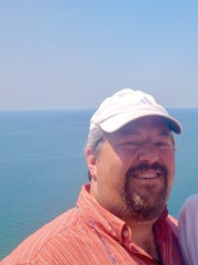 Christopher Larime, 46, of Grosse Pointe Park came