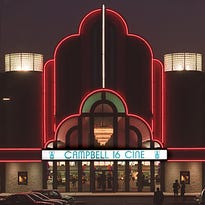 Alamo Drafthouse Cinema provided this rendering of what the former Campbell 16 Cine would look like after Alamo Drafthouse renovates the building. The company plans to open in Springfield around February 2017, officials said.