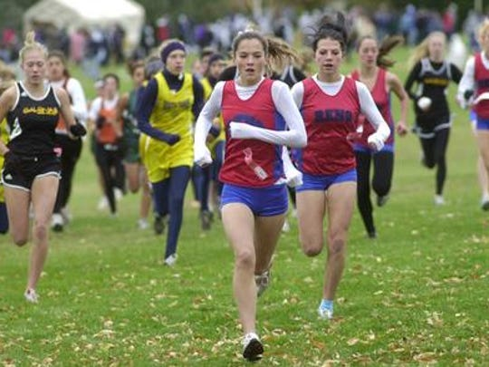 Reno High's list of athletes is so stacked that an elite youth distance runner like Mel Lawrence, center, didn't make the cut.