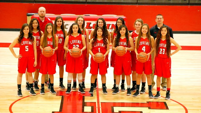 The Loving girls basketball team will be the No. 9 seed in the 2016 U.S. Bank 3A girls state basketball tournament. The Lady Falcons will play in the first round at eighth-seeded Lordsburg at 6 p.m. Friday.