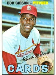 Hall of Famer Bob Gibson was a ferocious, old-school competitor who wouldn't fit well with the modern mores of baseball.