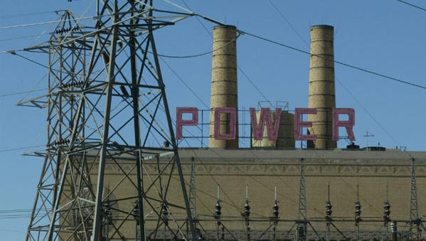 El Paso Electric's profit declined in the third quarter only because it shifted millions of dollars in revenues from higher 2016 rates to the 2016 third quarter. That made the 2017 third quarter look artificially worse. This is the company's Sunland Park power plant, its oldest plant.
