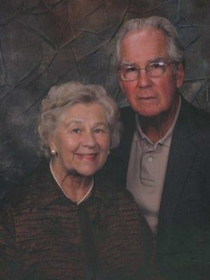 Robert and Beverly Weaver celebrate 70th Anniversary