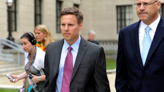 Bill Stepien, former adviser to New Jersey Gov. Chris Christie.