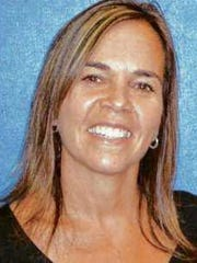 Dumont Board of Education vice president Theresa Riva.