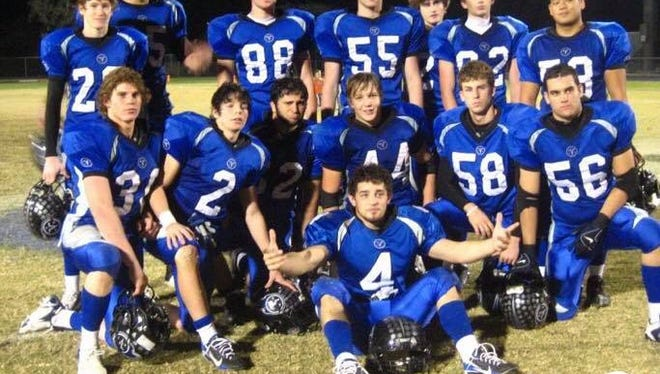The Chandler Valley Christian community is shaken by murder of former player Jason Lett (2).