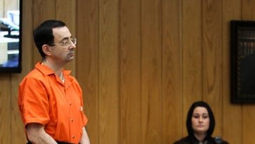 Larry Nassar, again sentenced to decades in prison, gets 40 to 125 years in final criminal case