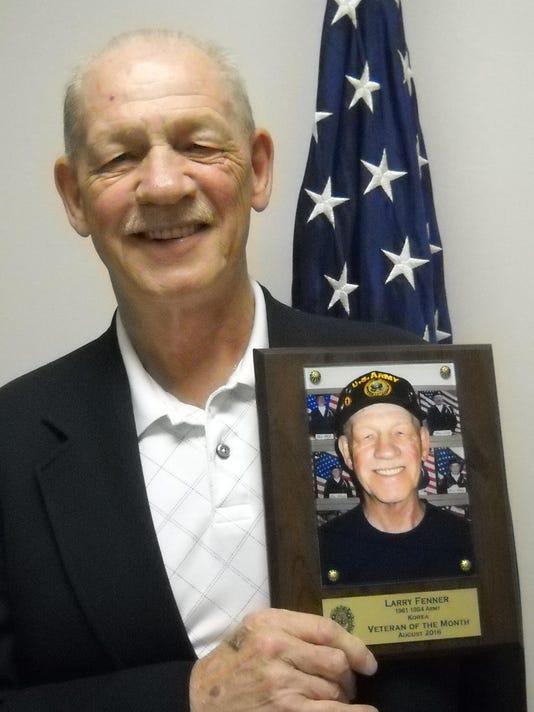 LIV veteran of the month 8-14