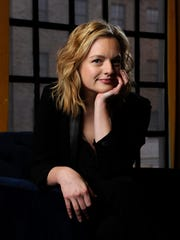 Elisabeth Moss opened up about Scientology in an interview.