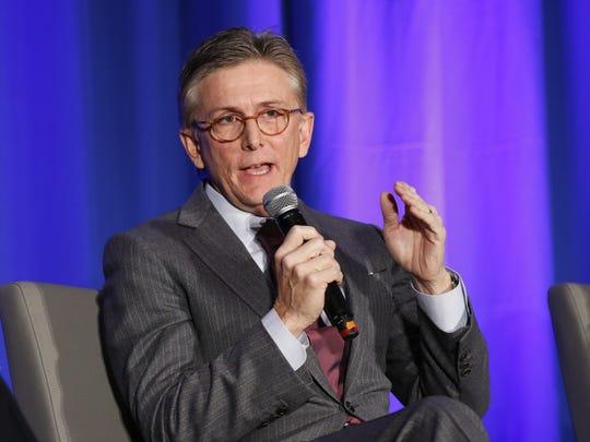 Frank Morgan, managing director at RBC Capital, speaks